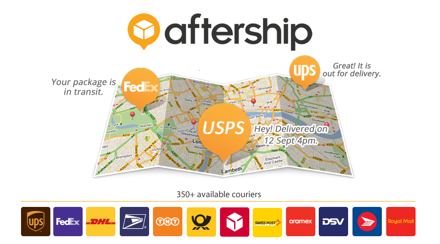 AfterShip - Smart Shipment Tracking
