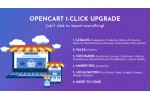 OpenCart 1-Click Upgrade