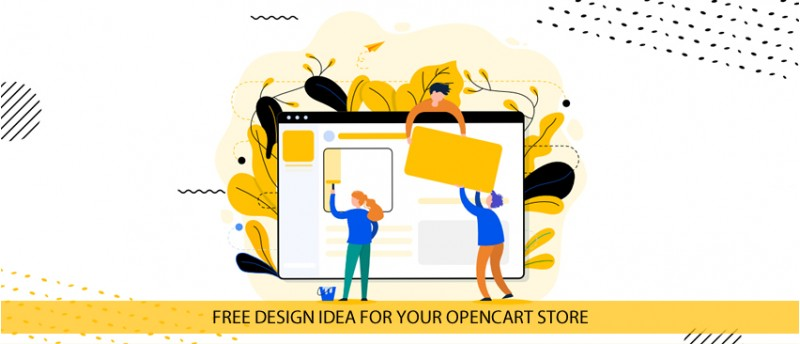 FREE Design Idea for your OpenCart Store